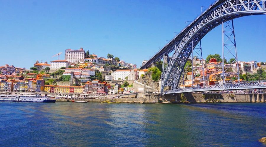 Two Days in Porto, Portugal