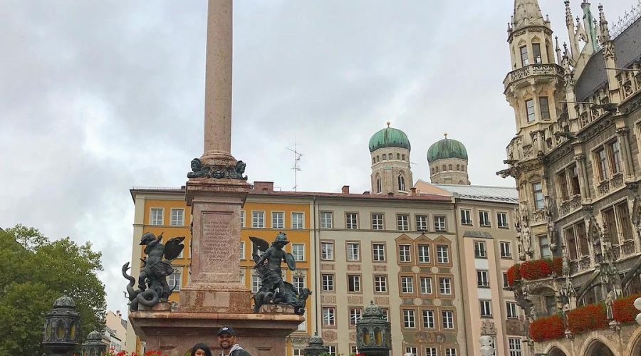 How to Maximize an 8 Hour Layover in Munich